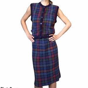 Vintage Missoni Skirt Set